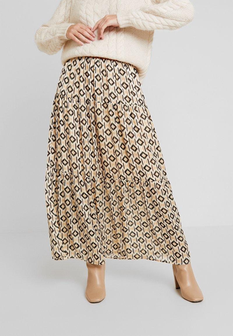 Karen by Simonsen - KATHRIN SKIRT - A-line skirt - shifting sand