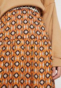 Karen by Simonsen - KATHRIN SKIRT - A-snit nederdel/ A-formede nederdele - honey ginger - 4