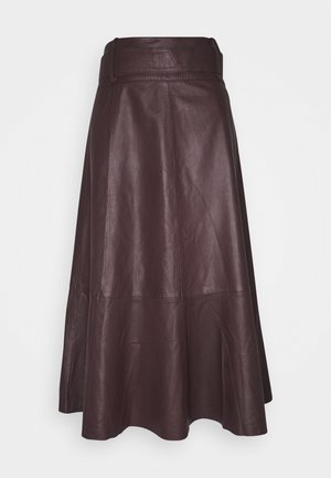 CROWN SKIRT - Maxi skirt - winetasting