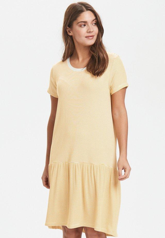 Vestido ligero - yellow