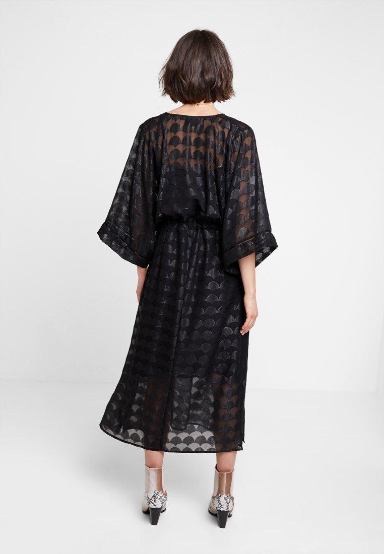 Karen by Simonsen LOLAKB DRESS - Vestito lungo meteorite black
