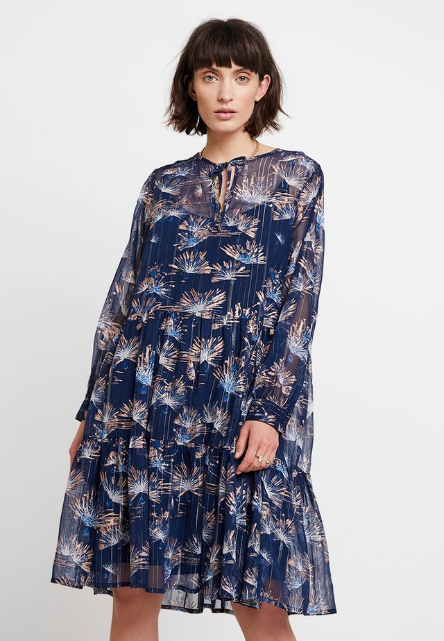 LILLYKB DRESS - Korte jurk - night sky