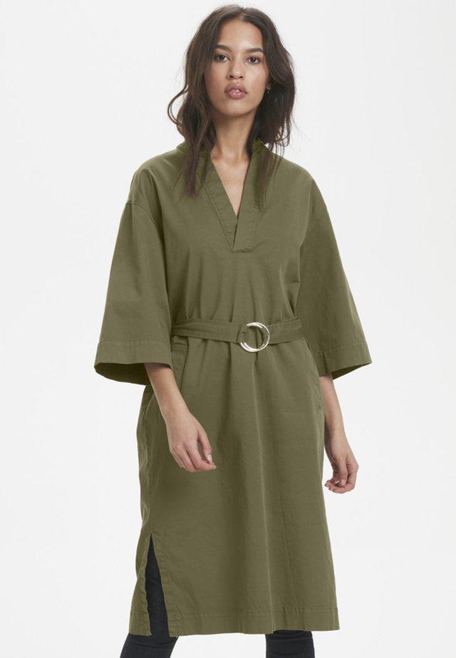MIRIAMKB  - Day dress - dark olive