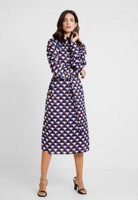 Karen by Simonsen - MANILOKB DRESS - Sukienka letnia - blue lolite - 0