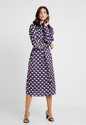MANILOKB DRESS - Kjole - blue lolite