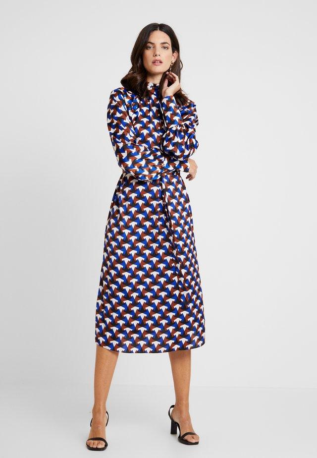 MANILOKB DRESS - Denní šaty - blue lolite