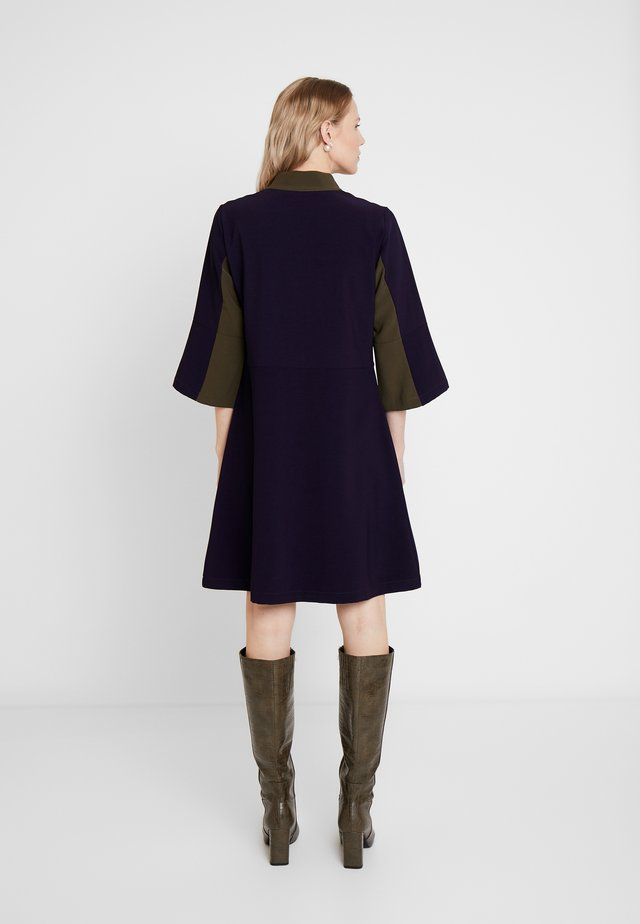 RONJA DRESS - Korte jurk - sky captain
