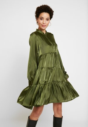 JANG DRESS - Kjole - rifle green