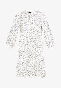 Karen by Simonsen - CEBRAKB TUNIC DRESS - Denní šaty - egret - 3