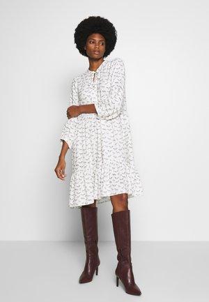 CEBRAKB TUNIC DRESS - Day dress - egret