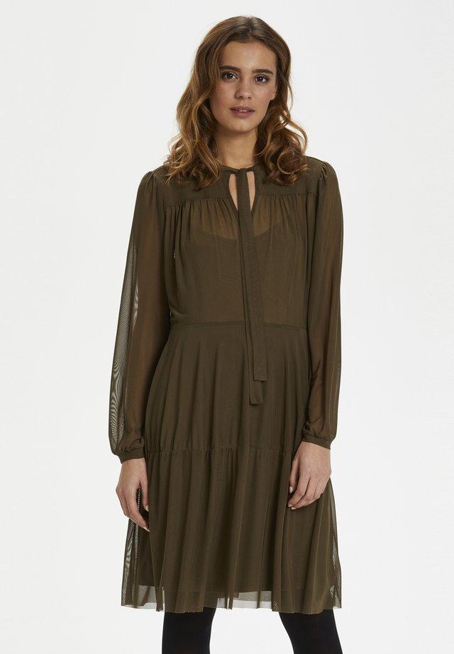 PEONYKB  - Sukienka letnia - dark olive