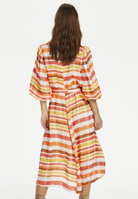 Karen by Simonsen - Day dress - Cantaloup - 3