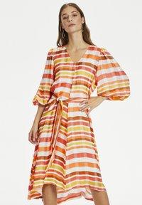Karen by Simonsen - Day dress - Cantaloup - 0