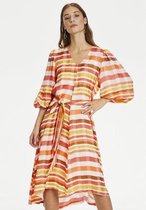 Day dress - Cantaloup