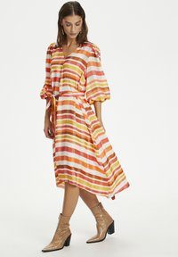 Karen by Simonsen - Day dress - Cantaloup - 1