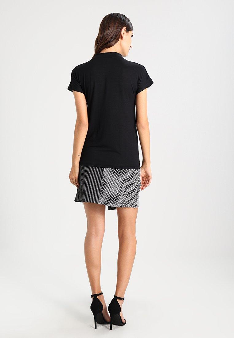 Karen By Simonsen Dandy Tee - T-shirt Med Print Black