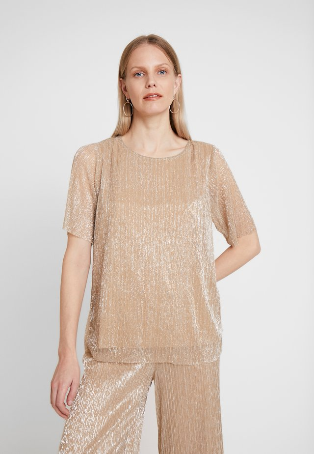 OMINO BLOUSE - T-shirt imprimé - normad