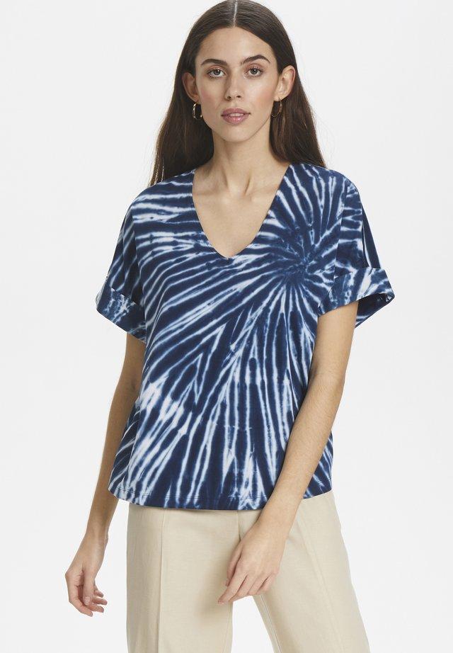 ALUMIKB - T-shirt med print - skyway