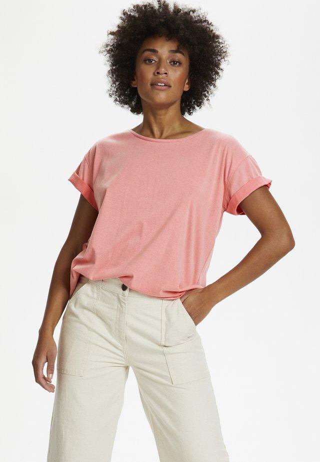 T-shirt basic - georgia peach