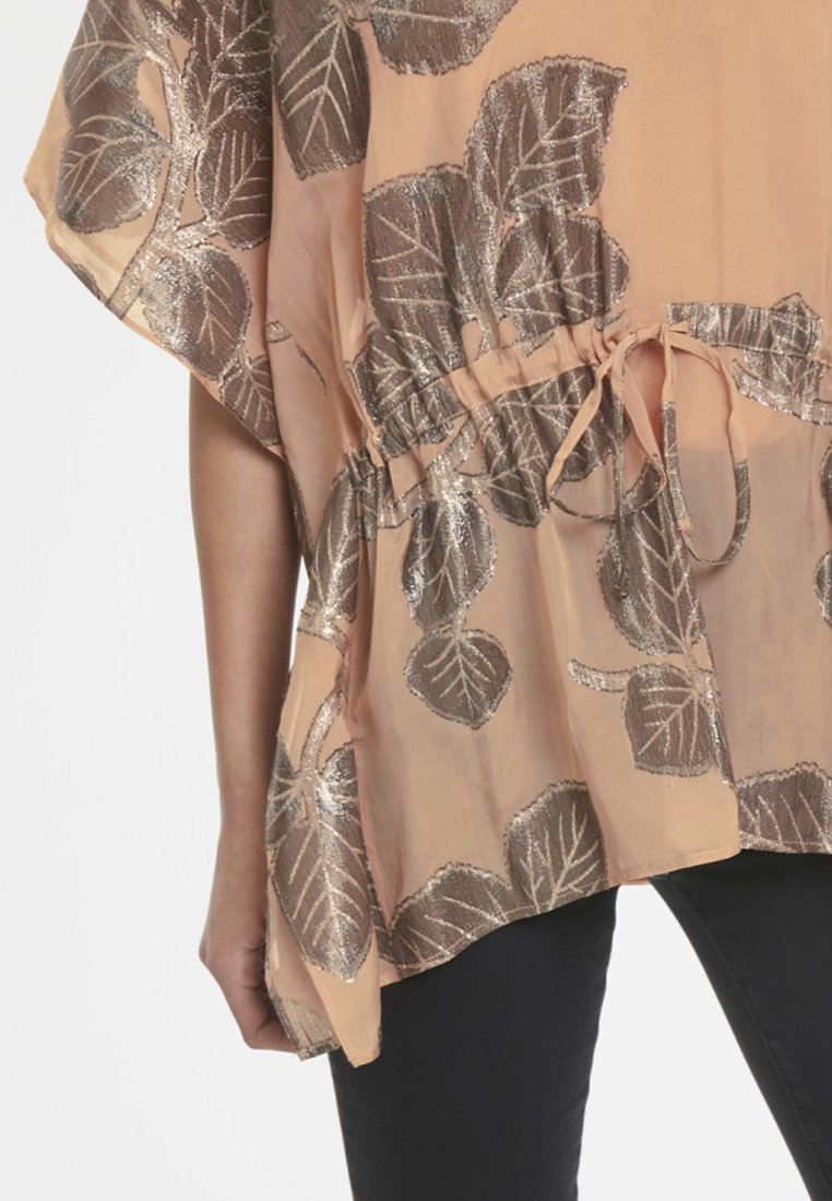 BlouseLight BlouseLight Brown By BlouseLight Simonsen Simonsen Karen Karen Karen Simonsen By By Brown v0Nn8wm