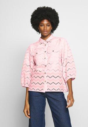 MIMI SHIRT - Bluser - primrose pink