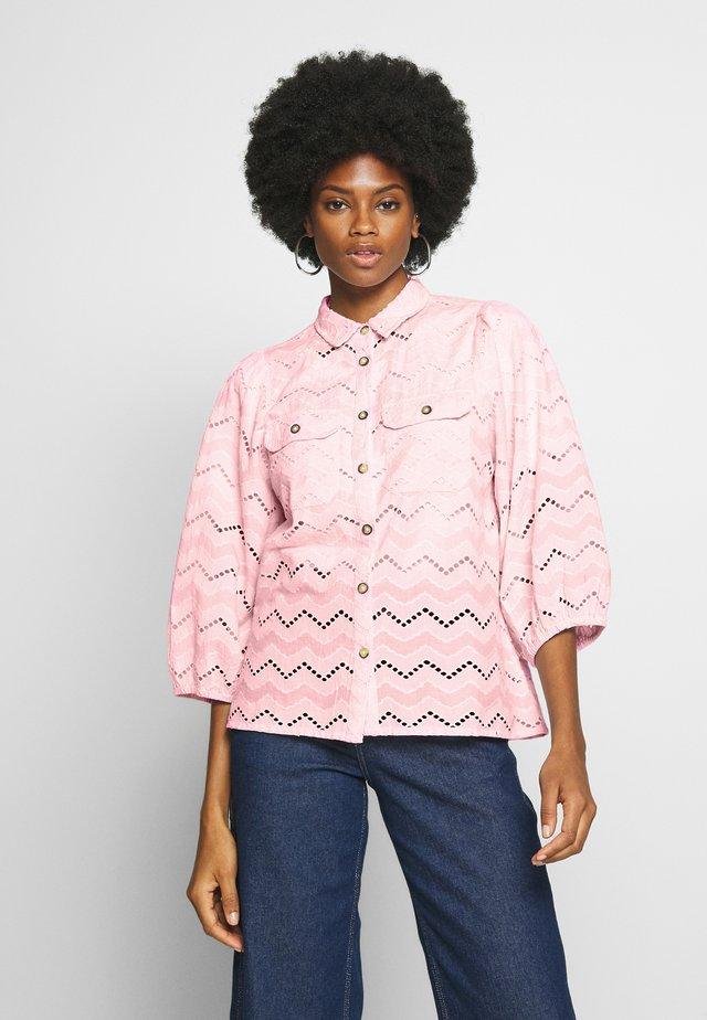 MIMI SHIRT - Camicetta - primrose pink