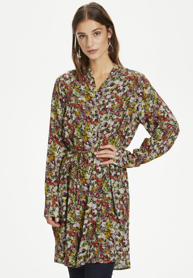 Sukienka etui - multi coloured