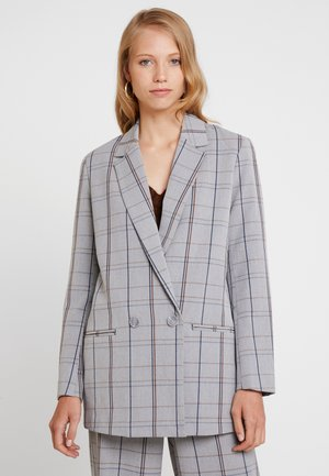 SYDNEY FASHION CHECK - Blazer - grey