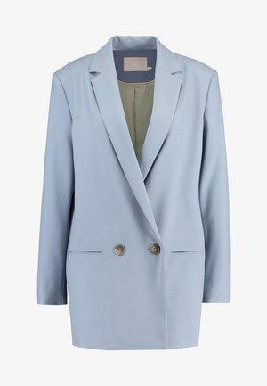 SYDNEY FASHION - Krótki płaszcz - blue bone