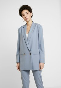 Karen by Simonsen - SYDNEY FASHION - Short coat - blue bone - 0