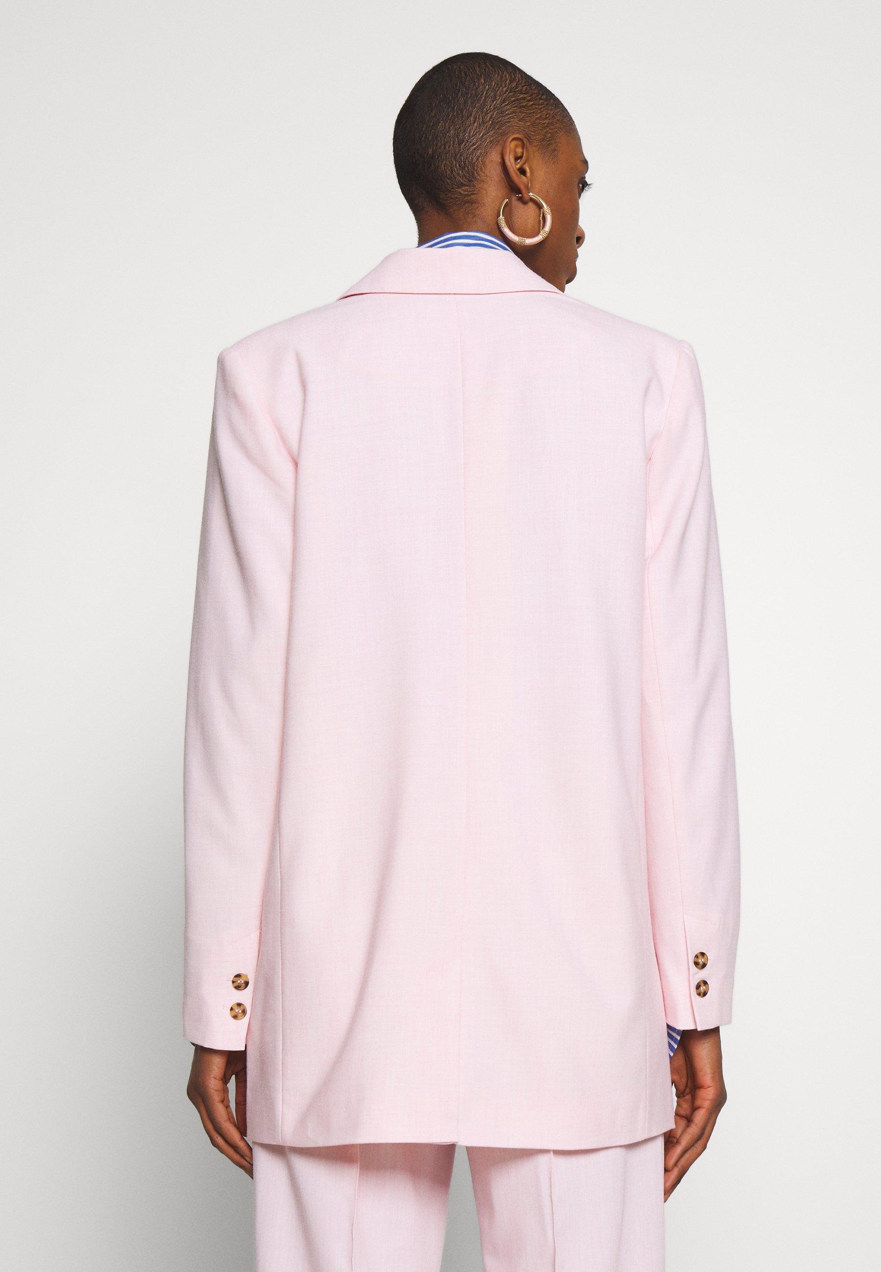 Karen by Simonsen ALBA  - Krótki płaszcz - primrose pink