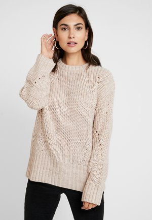 MARLA - Sweter - dew melange