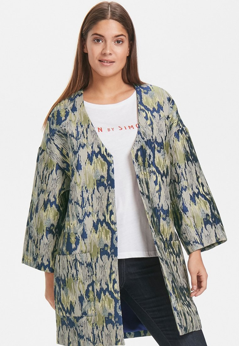 Karen by Simonsen - Summer jacket - indigo blue