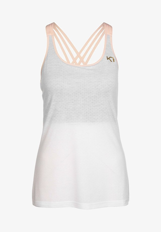 VICKY  - Top - white