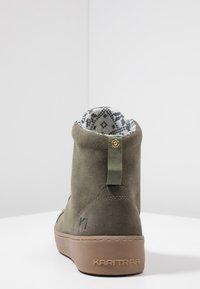 KariTraa - TAKT - Hiking shoes - twig - 3