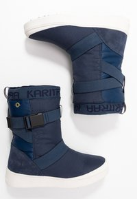 KariTraa - STREIF - Hiking shoes - naval - 1