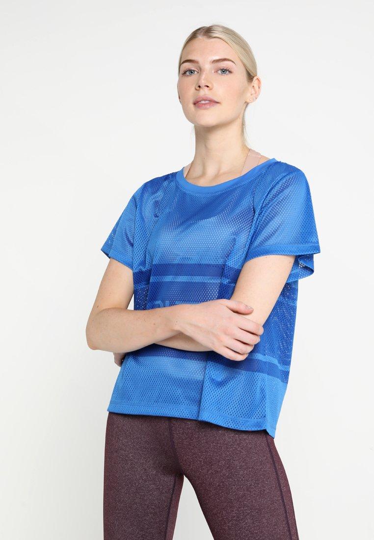 KariTraa - EMMA  - T-Shirt print - sky