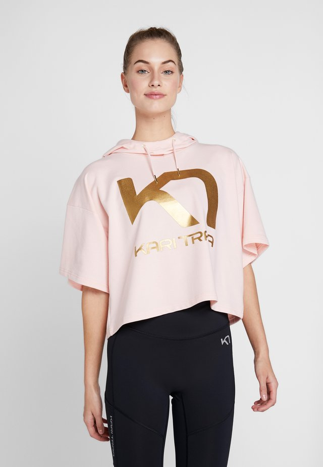 VICKY TEE - T-shirts med print - flush