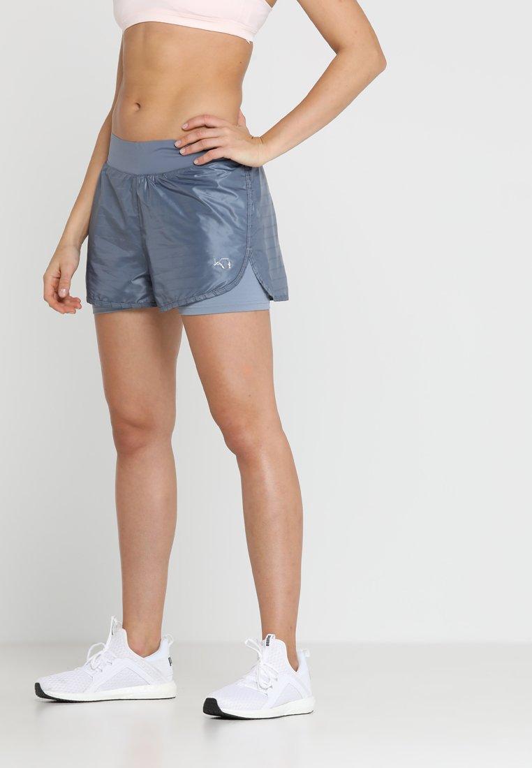 KariTraa - SIGRUN SHORTS - kurze Sporthose - jeans