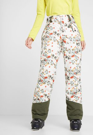 HELICOPTER PANT - Skibroek - off white