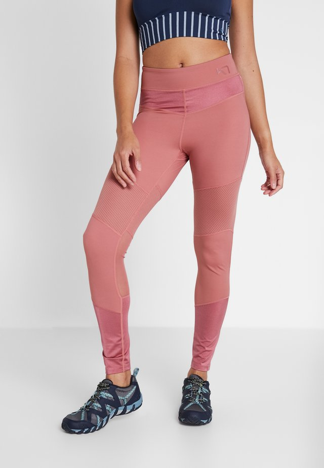 VICTORIA TIGHT - Collant - taffy