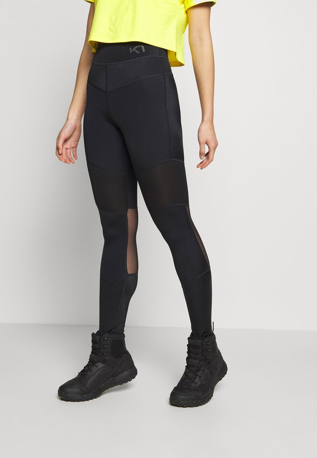VICTORIA TIGHT - Tights - black