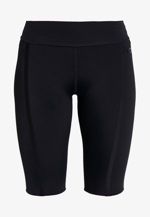 SIGRUN SHORTS - Leggings - black