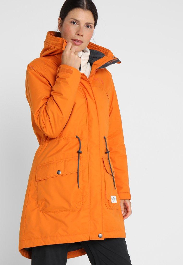 KariTraa - TESDAL - Ski jacket - rust