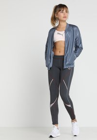 KariTraa - SIGRUN JACKET - Outdoorová bunda - jeans - 1