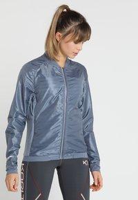 KariTraa - SIGRUN JACKET - Outdoorová bunda - jeans - 0