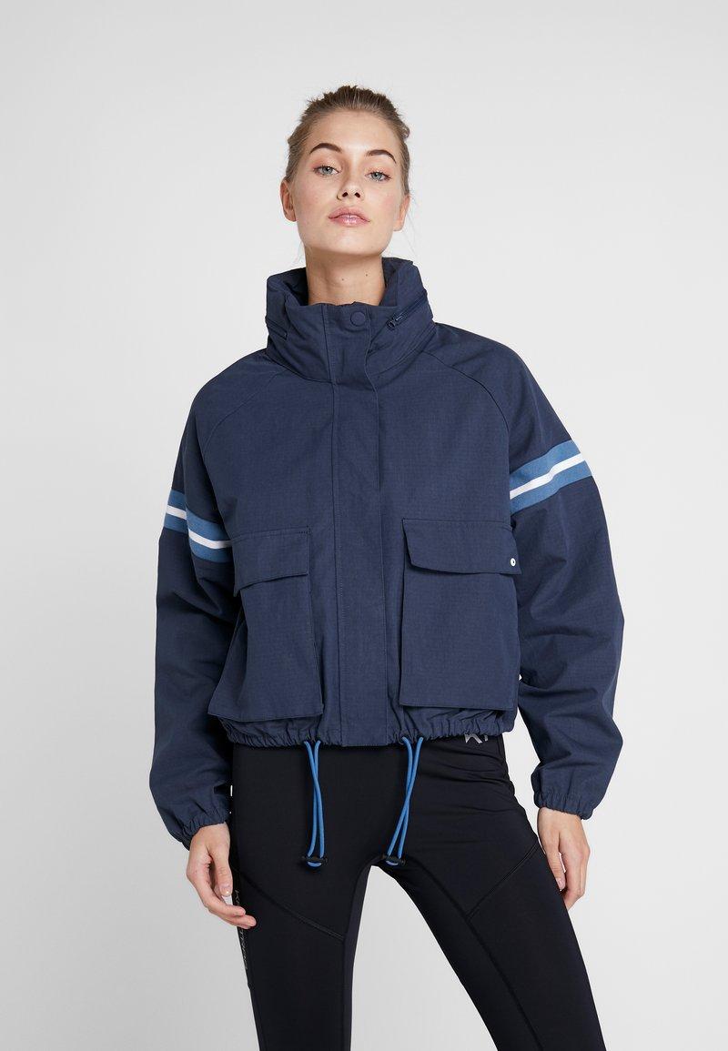 KariTraa - ISTAD LIGHT JACKET - Outdoor jacket - marin