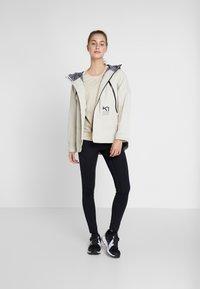 KariTraa - BAVALLEN JACKET - Waterproof jacket - white - 1