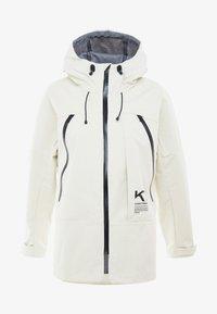 KariTraa - BAVALLEN JACKET - Waterproof jacket - white - 4