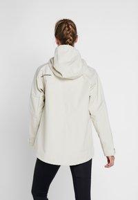 KariTraa - BAVALLEN JACKET - Waterproof jacket - white - 2